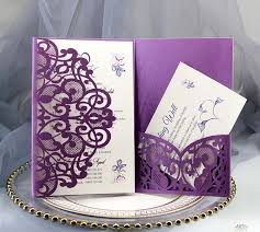 Wedding Invitation Card <b>Hollow Lace</b> ,<b>Envelope</b>, Inner Page ...