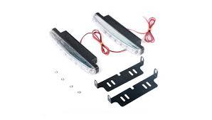 Купить <b>Дневные ходовые огни</b> из 8 светодиодов CARCAM <b>LED</b> ...