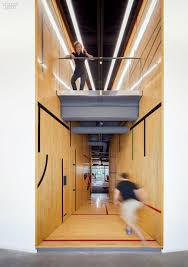gensler adapts former gym for tableau software offices office design inspiration executive office design apex funky office idea