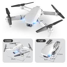 E59 RC Drone 4K HD Camera Professional Aerial Photography ...
