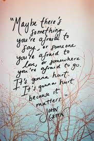 John Green Quotes About Love. QuotesGram
