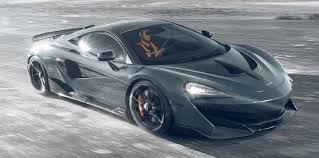 NOVITEC for McLaren > 600LT & Spider - Novitec | De styling en ...
