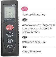 Handheld mini laser distance rangefinder outdoor ... - Amazon.com