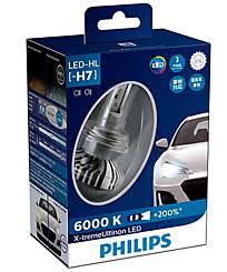 Автомобильная светодиодная <b>лампа Philips X-treme Ultinon</b> LED ...