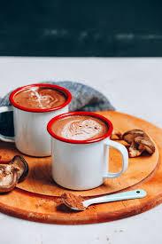 5-Minute Vegan <b>Mushroom</b> Latte   Minimalist Baker Recipes