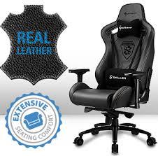 купить <b>Компьютерное кресло Sharkoon Shark</b> Skiller SGS5 в ...