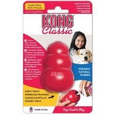 <b>KONG CLASSIC</b> - <b>Small</b> - rotaļieta suņiem. <b>Kong</b> €5.81