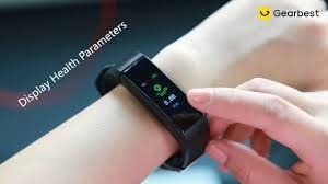 <b>115Plus Smart Bracelet</b> - Gearbest.com - YouTube
