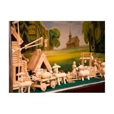 История <b>русской деревянной игрушки</b> - народных ...