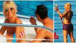Maria De Filippi, vacanze da mamma: in barca con il figlio Gabriele ...