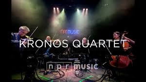 <b>Kronos Quartet</b> Performs At NPR <b>Music's</b> 10th Anniversary Concert ...