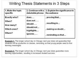 SparkLife    How to Write a Killer Thesis Statement Thesis Statement For A Research Paper Template   Best Template