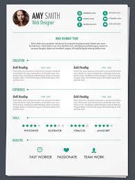 best free resume design templates   themecotfree print ready best resume template