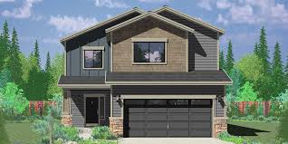 Small Affordable House Plans and Simple House Floor Plans Affordable story house plan has bedrooms and   bathrooms and a two car