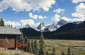 Mount Engadine Lodge в Кананаскисе - роскошь в глубине страны