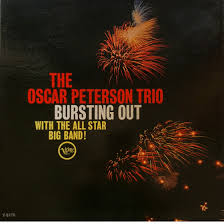 <b>Oscar Peterson</b> - <b>Bursting</b> Out (Vinyl) - Blue Sounds