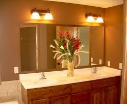 bathroom mirrors and lights pcd homes bathroom mirror with lighting