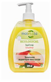 Крем-<b>мыло жидкое для</b> рук экологичное «Солнечное манго ...