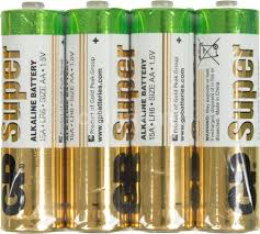 <b>Батарейка GP Super Alkaline</b> 15ARS LR6 15ARS-2SB4 купить в ...