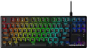 <b>HyperX Alloy Origins</b> Core <b>клавиатуру</b> купить в Минске