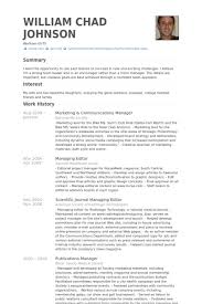 Top   marketing communications manager resume samples happytom co