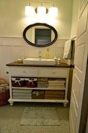 making bathroom cabinets: diy dresser bathroom vanity  diy dresser bathroom vanity