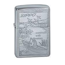 ≡ <b>Зажигалка Zippo</b> 200 Row Boat – купить по лучшей цене в ...