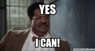 Yes I Can! via Relatably.com
