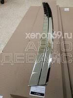 «Защита <b>бампера</b>. <b>Накладка заднего бампера</b> Audi A4 Allroad ...