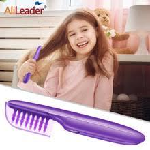 Alileader электрическая <b>распутывающая щетка для волос</b> ...