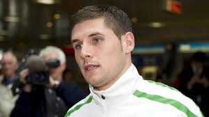 Gary Hooper had been critical of match officials and said decisions went against Celtic.© SNS Group - 87857-gary-hooper-had-been-critical-of-match-officials-and-said-decisions-went-against-celtic