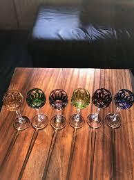 Винтаж: Эксклюзивный <b>комплект из 6 бокалов</b> для вина ...
