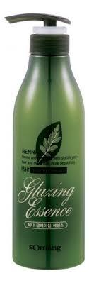 Купить питательная <b>эссенция для волос</b> henna hair glazing ...