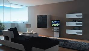 modern living room tv wall units in black and white colors modern wall colors for living amazing modern living