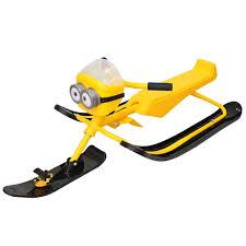 <b>Снегокат Snow moto Minion</b> 37018