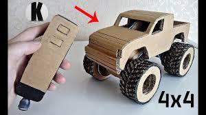 Как сделать <b>машинку</b> из картона? / How to make a car from ...