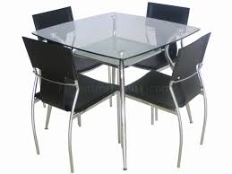 All Glass Dining Room Table Glass Dining Table Rectangular All Glass Dining Table Table With