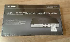 Обзор на <b>Коммутатор D</b>-<b>Link Switch DGS</b>-<b>1016C</b>/<b>A1A</b> 16 ports ...