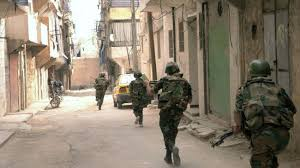 FOURTH POST - OCTOBER 15, 2012 - SYRIAN TERRORISTS IN DISARRAY AS SYRIAN ARMY PUMMELS THEM IN EVERY PART OF SYRIA 2