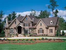 images about Exterior on Pinterest   French country house       images about Exterior on Pinterest   French country house plans  Brick and stone and French country