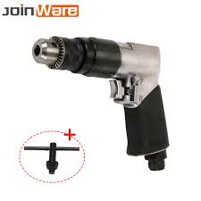 "3/8"" Air Drill Reversible <b>Pneumatic Drill 1800RPM</b> High speed Pistol ..."