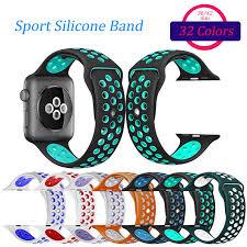 sports silicone band strap