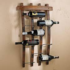 wall mounted wine rack systems  hanging wine racks  wine enthusiast