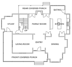 Floor Plans For A House   House Design IdeasGallery of  Floor Plans For A House