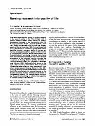 original papers   sample research critique paper nursing sample research critique paper nursing