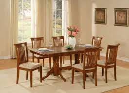 room simple dining sets: simple wooden dining room sets for