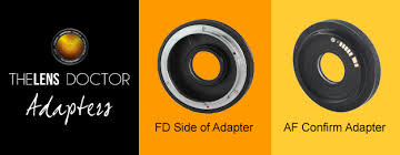 <b>FD</b> to EF <b>Adapters</b>