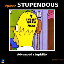 punsr STUPENDOUS meme | Punsr.com | There is a joke in every word ... via Relatably.com