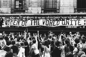 socialist feminism at democratic socialists of america women of the world unite womens liberation demonstration