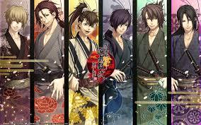 Resultado de imagen para hakuouki shinsengumi wallpaper